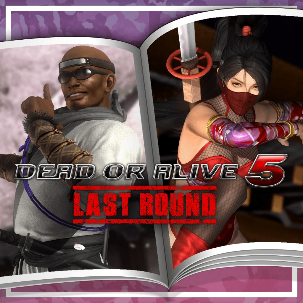 DOA5LR Costume Catalog LR06