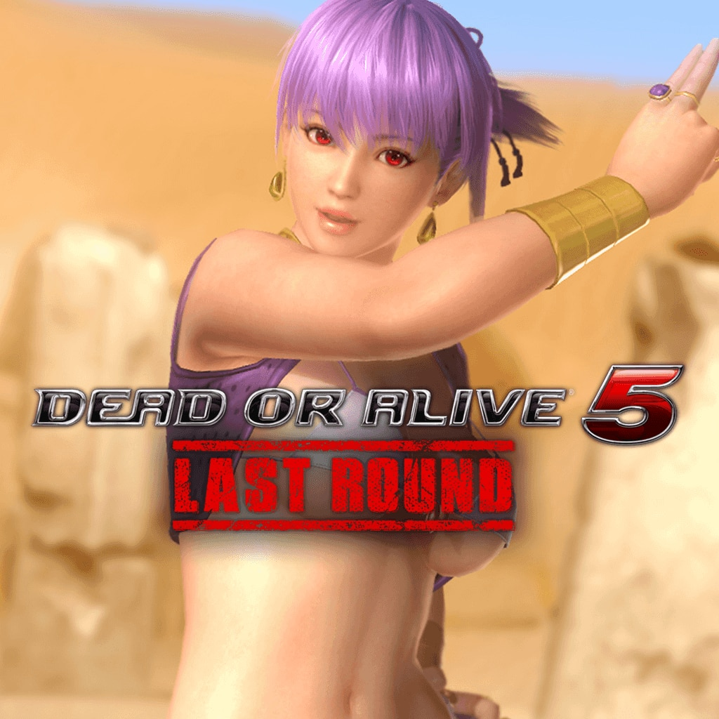 DOA5LR Design Award 2015 - Ayane
