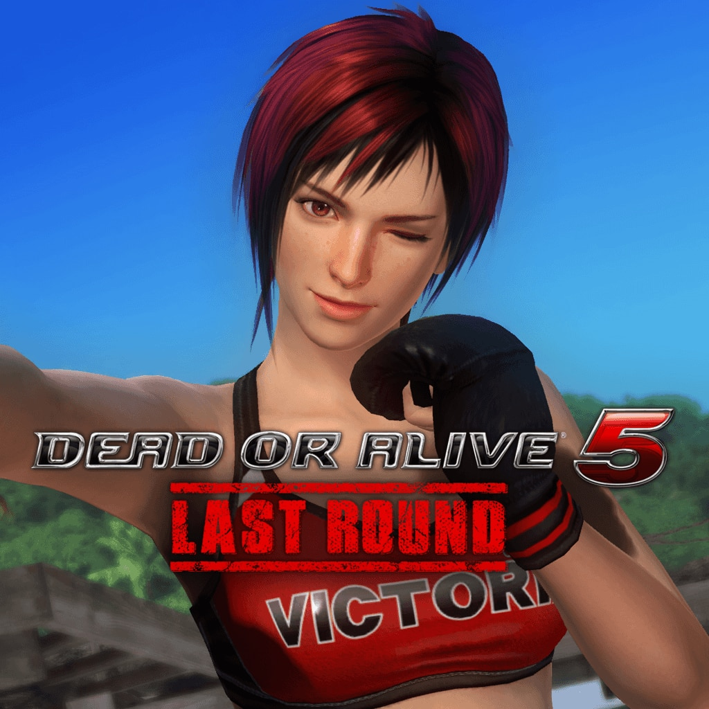 Dead or Alive 5 Last Round Character: Mila