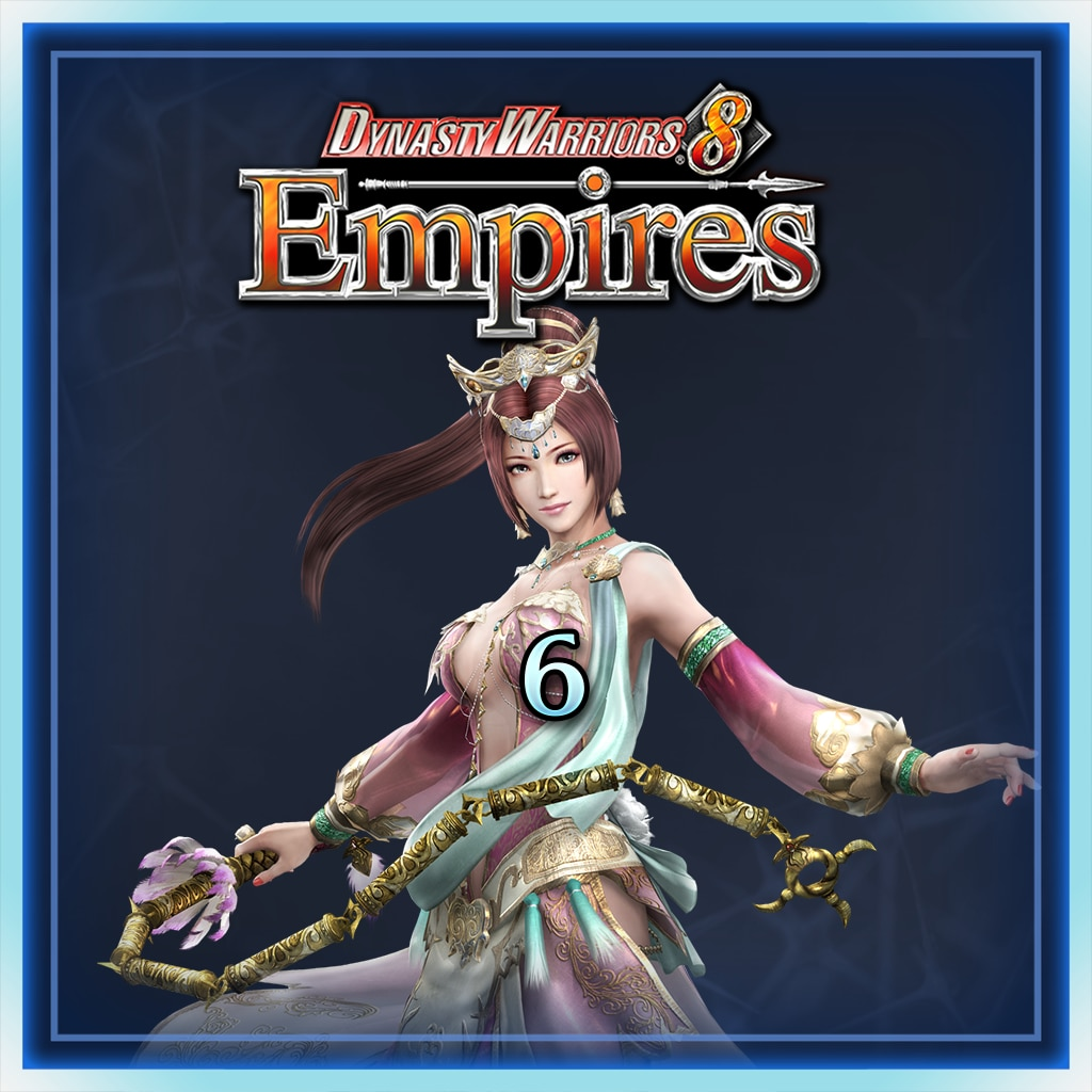 DW8EmpFree - Weapon & Character 6