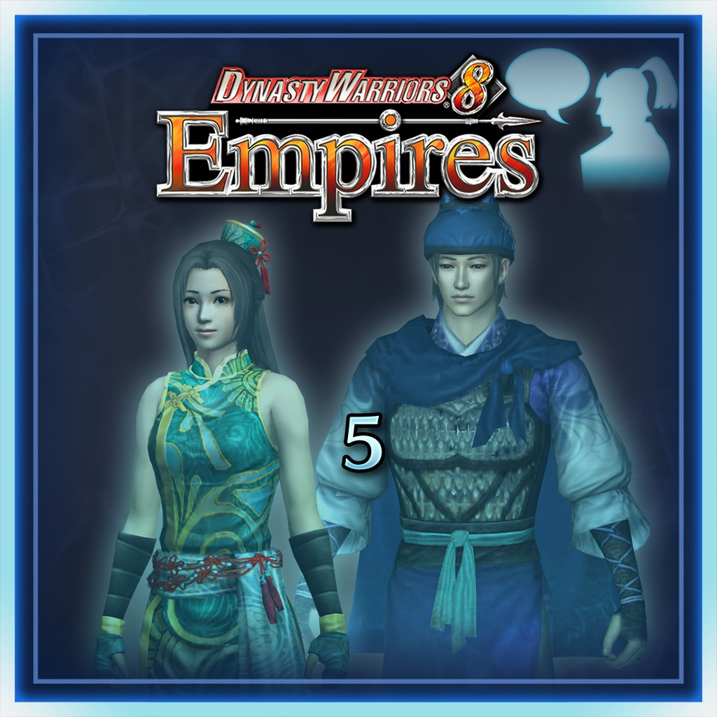 DW8EmpFree - Edit Voice 5