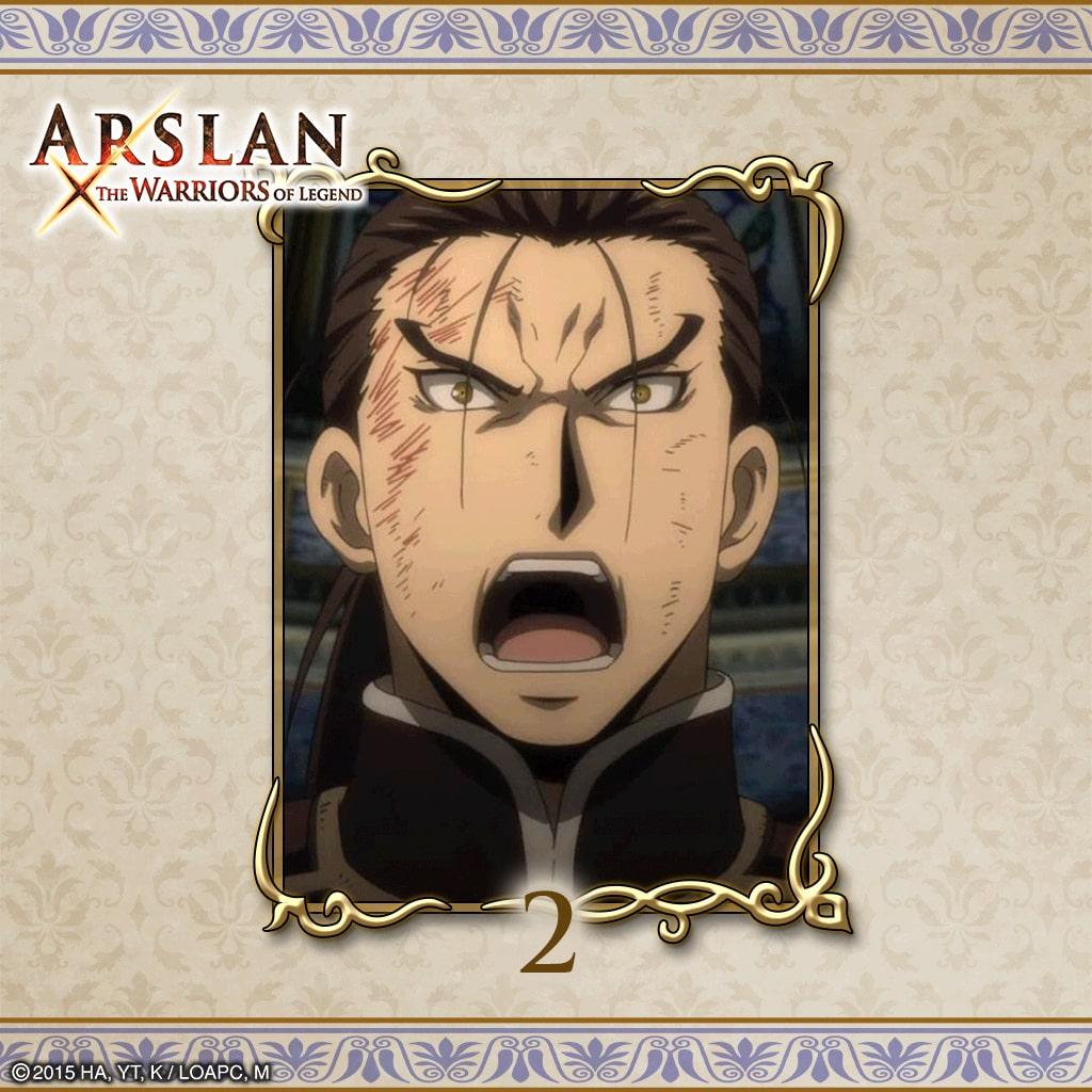 ARSLAN - Scenario Set 2