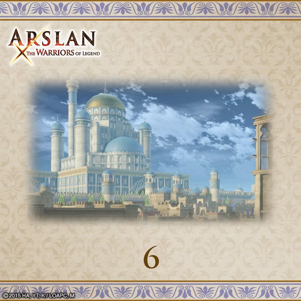 ARSLAN - Scenario Set 6
