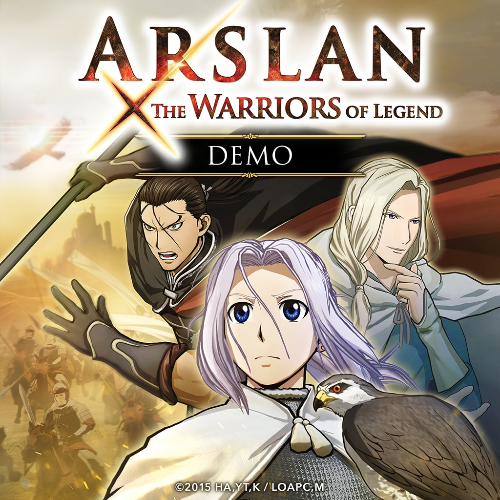 ARSLAN: THE WARRIORS OF LEGEND - DEMO
