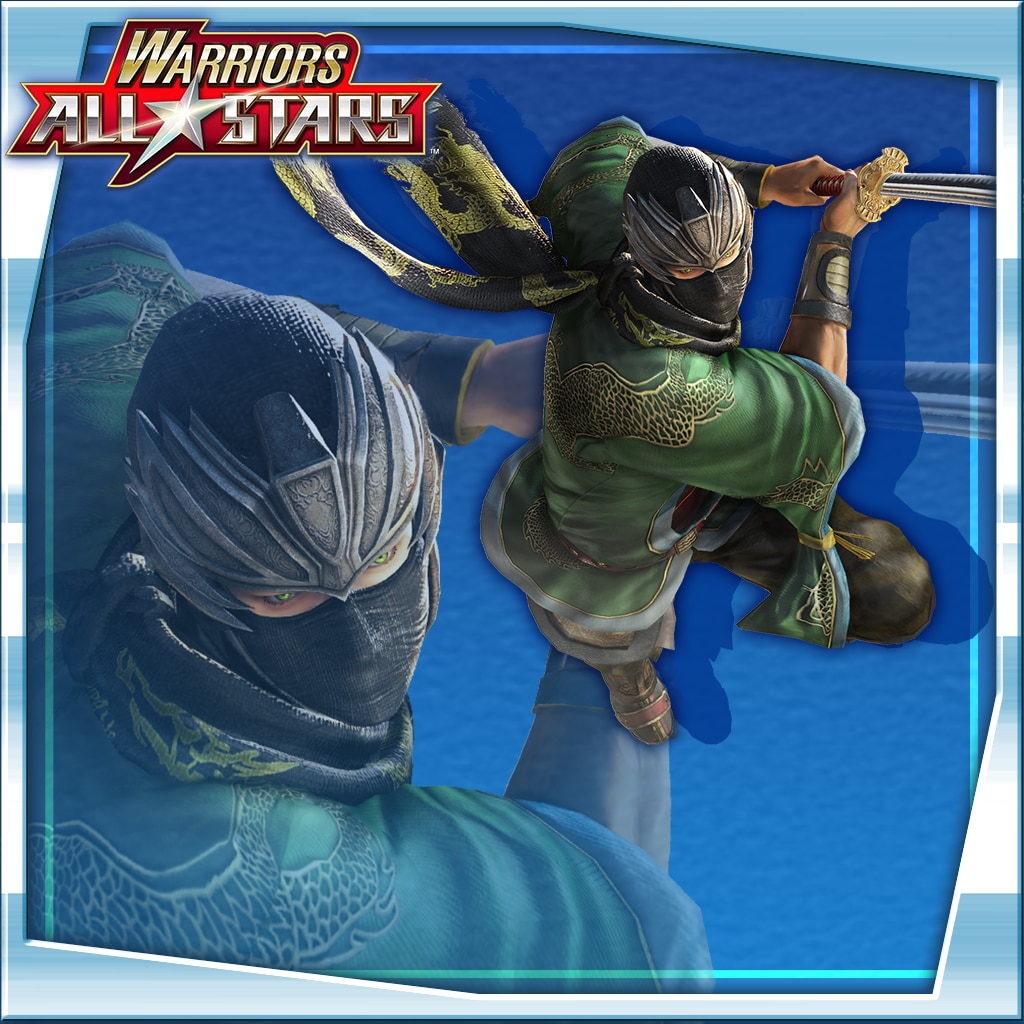WARRIORS ALL-STARS: Zhou Cang-themed costume for Ryu Hayabusa