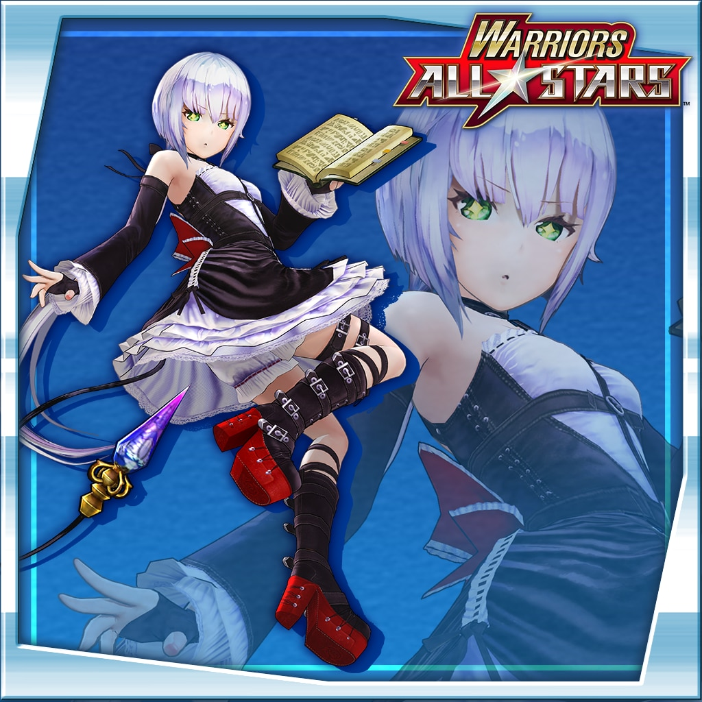 WARRIORS ALL-STARS: Marie Rose-themed costume for Plachta