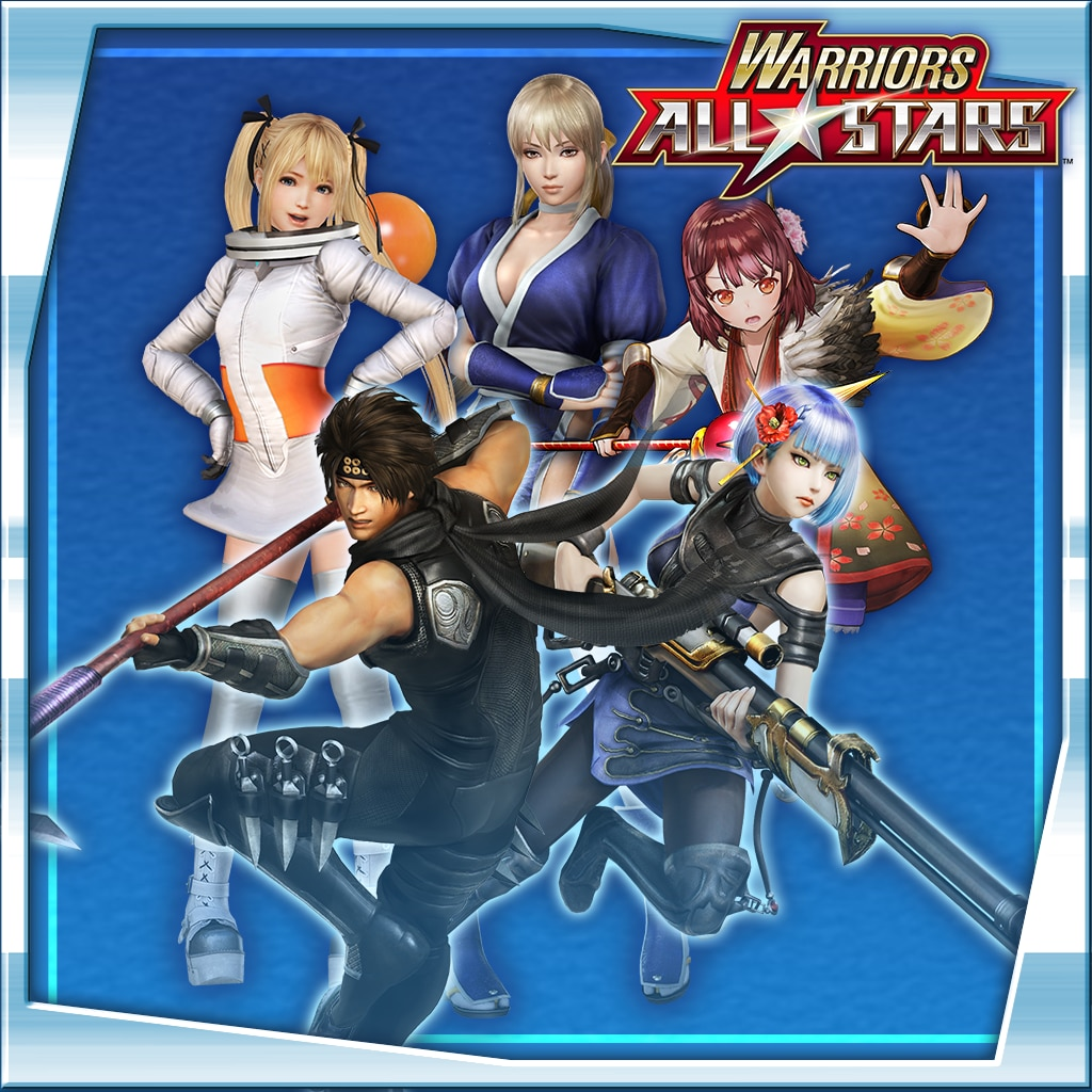 WARRIORS ALL-STARS: Costume Set 2