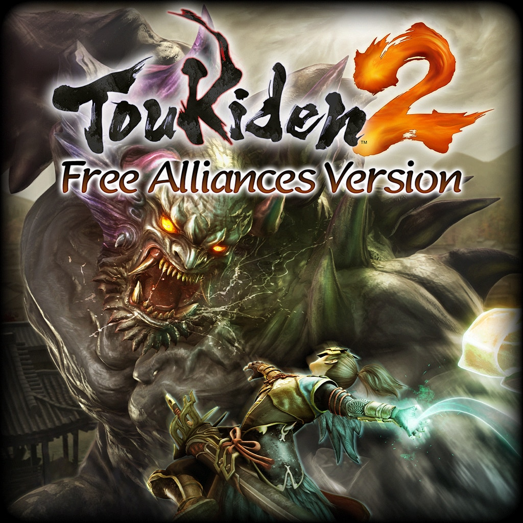 Toukiden 2 Free Alliances Version