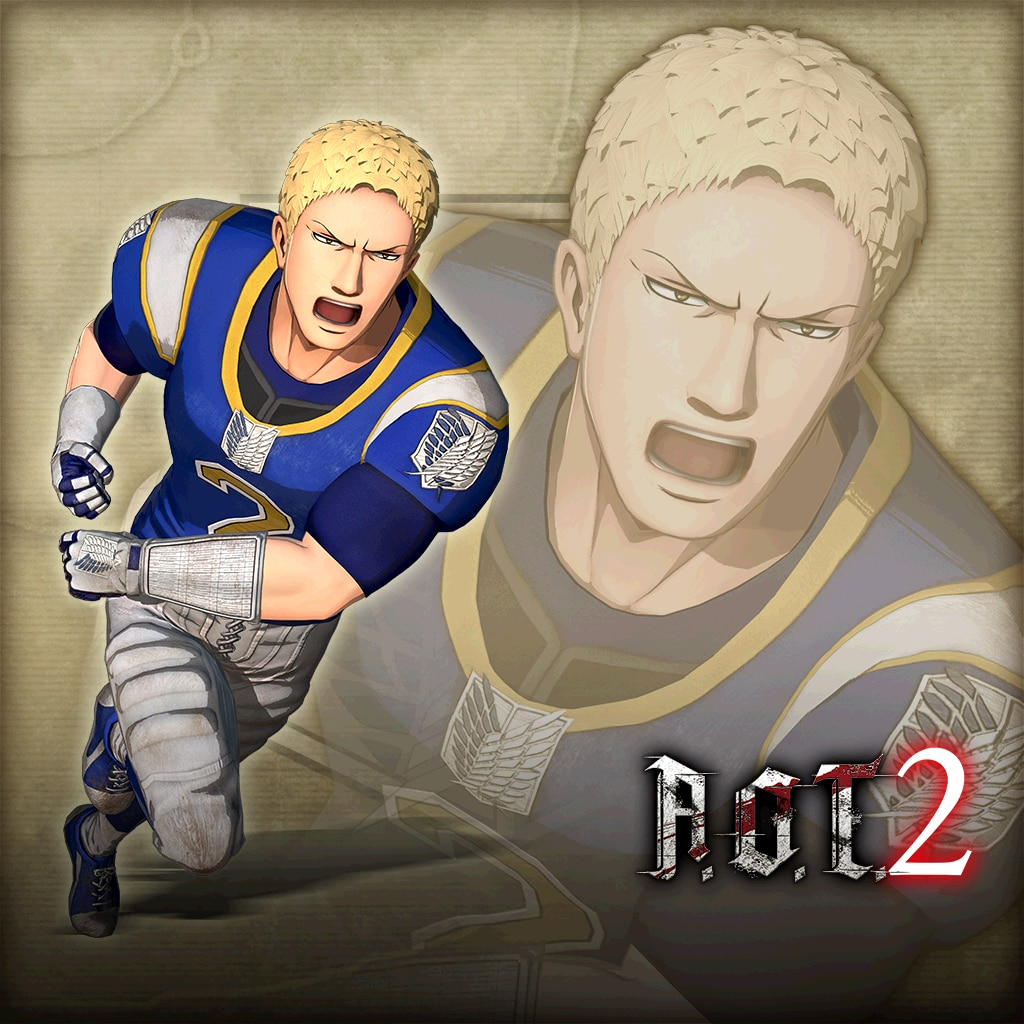 A.O.T. 2:Additional Reiner Costume, American Football