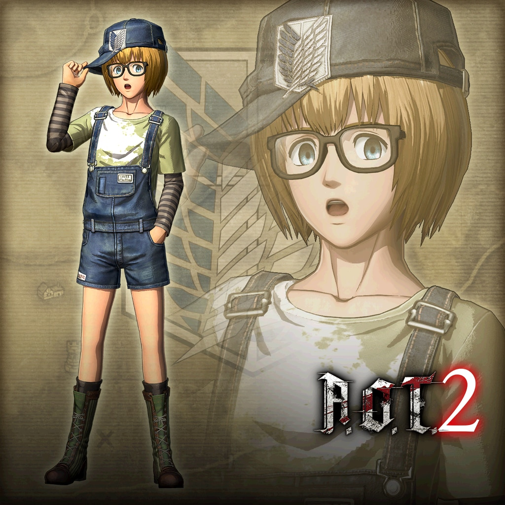 A.O.T. 2: Additional Armin Costume, Kiddie
