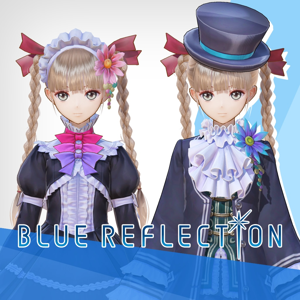 BLUE REFLECTION: Arland Maid Costume for Yuzu