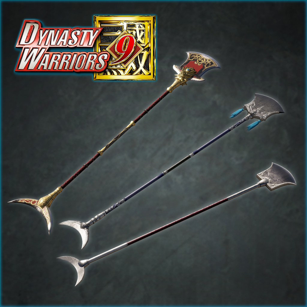 DYNASTY WARRIORS 9: Arme supplémentaire 'Crescent Edge'