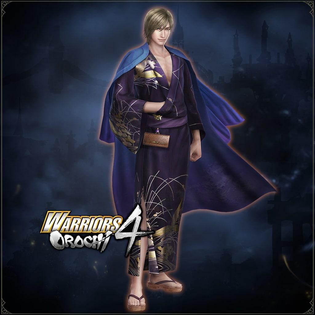 WARRIORS OROCHI 4: Bonus Costume for Guo Jia