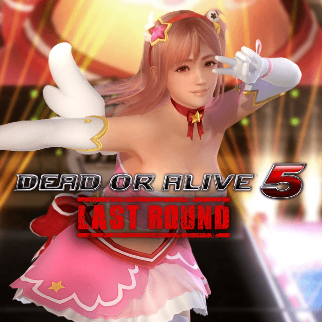 DOA5LR Fighter Force Honoka