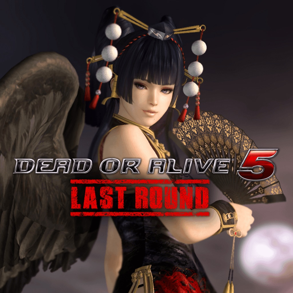 DOA5LR Showstoppere encore Nyotengu