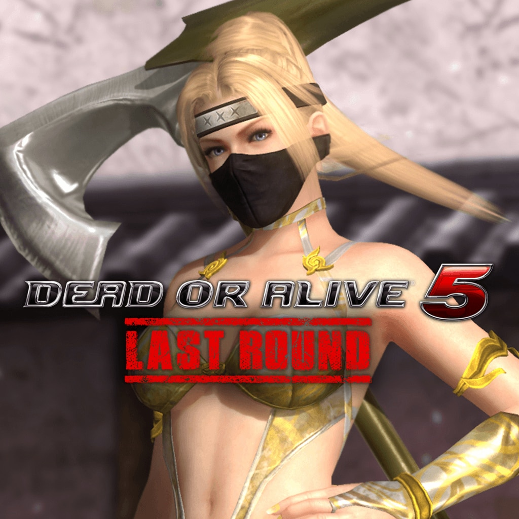 DOA5LR Ninja Clan 3 - Rachel