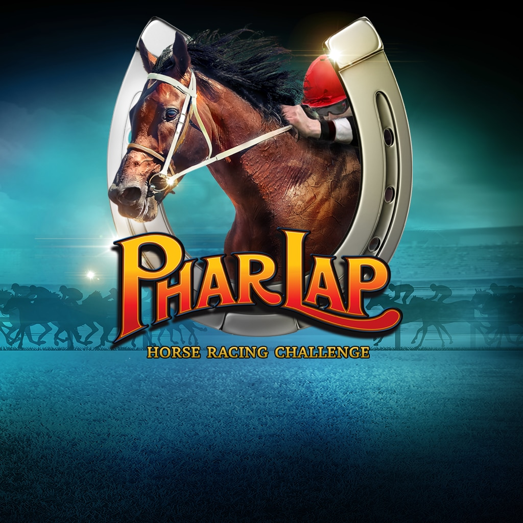 Phar Lap - Horse Racing Challenge (Simplified Chinese, English, Japanese)