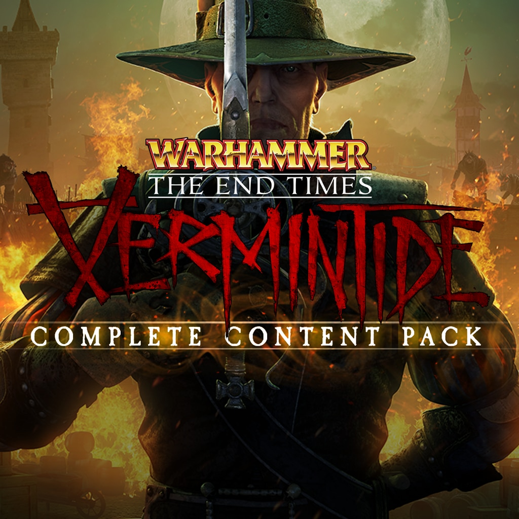 Warhammer Vermintide - Complete Content Pack
