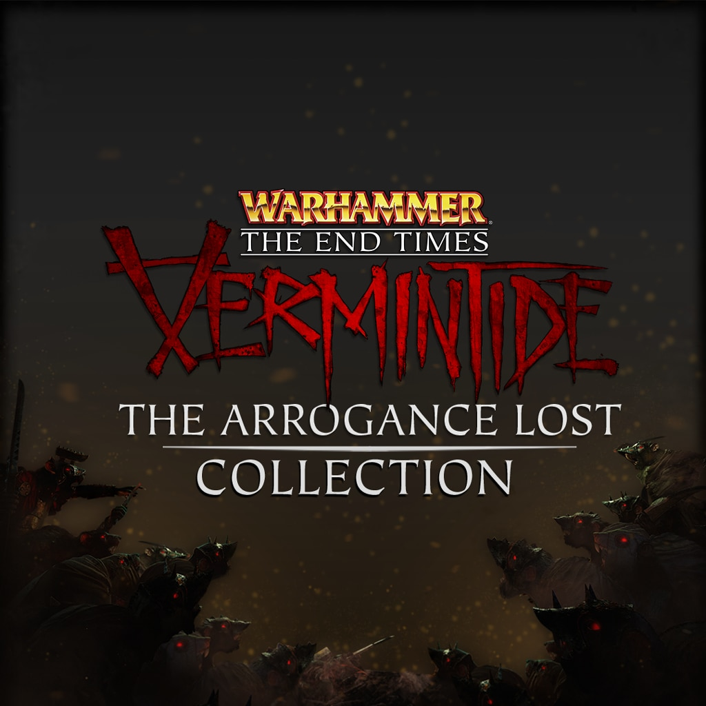 Vermintide: The Arrogance Lost Collection