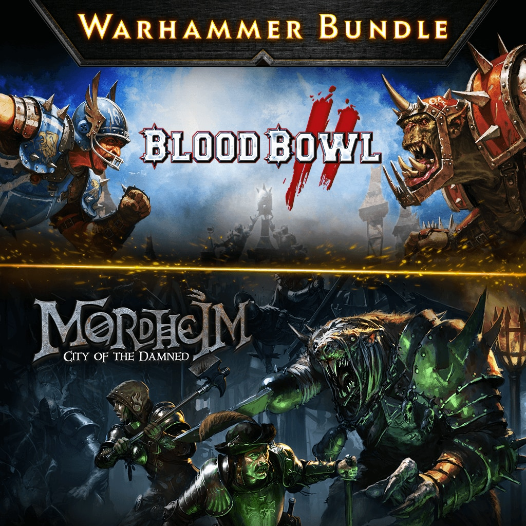 Warhammer Bundle: Mordheim and Blood Bowl 2