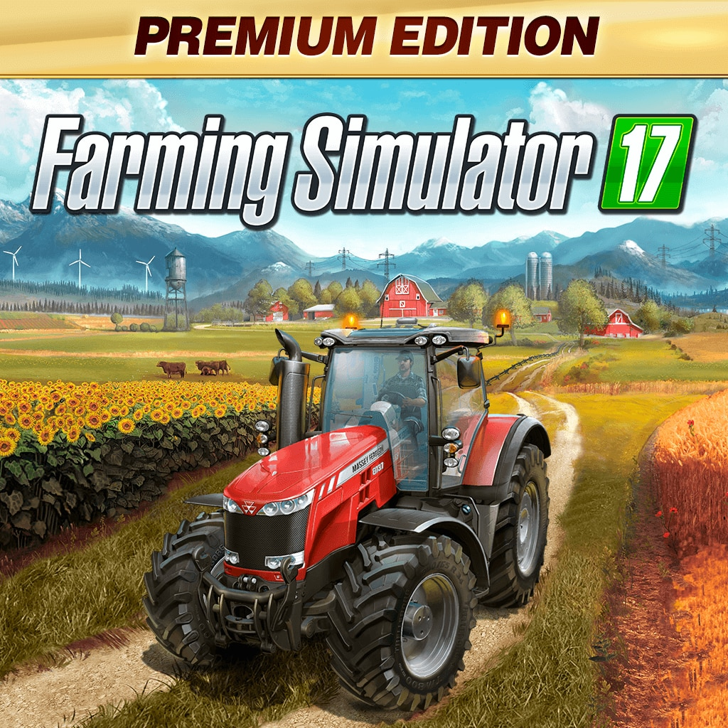Farming Simulator 17 - Edition Premium