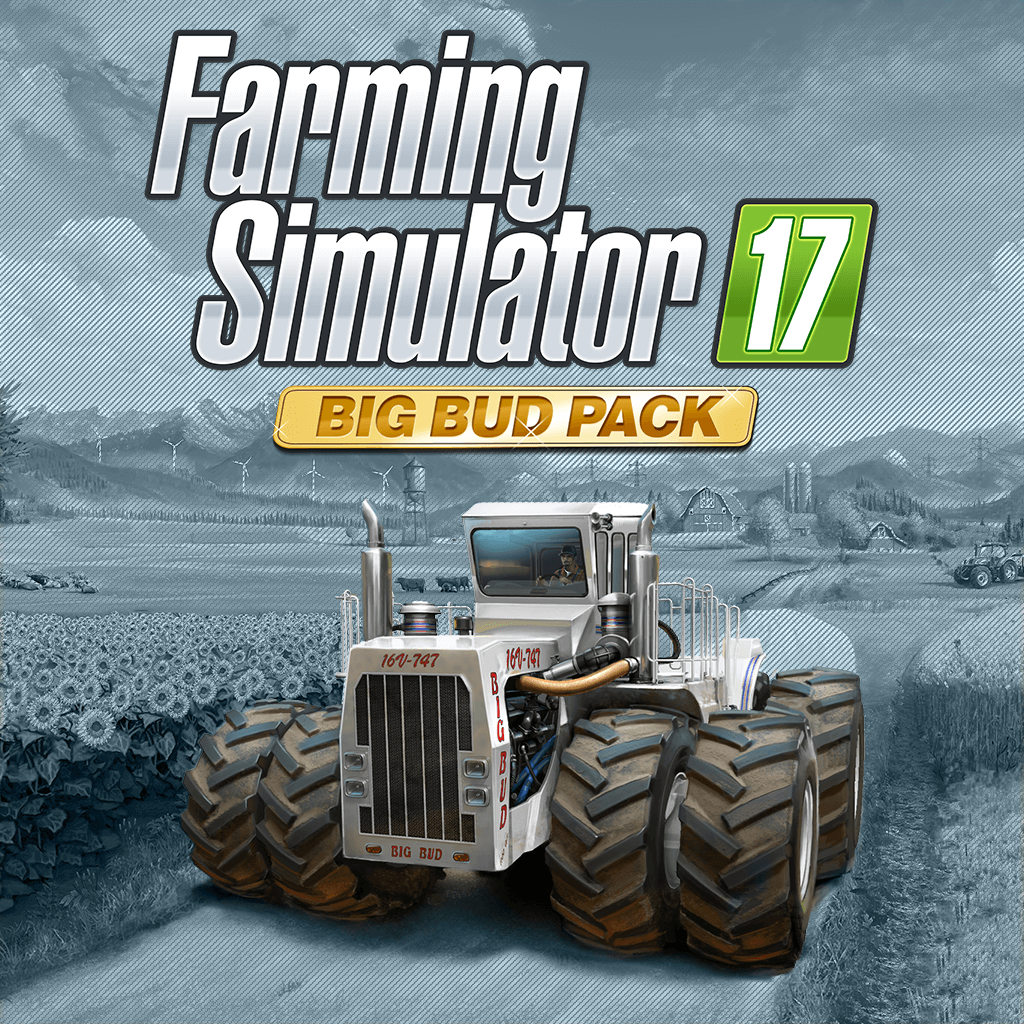 Farming Simulator 17 - Big Bud Pack