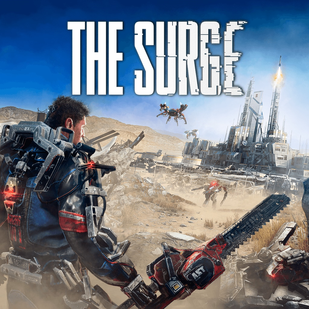 The Surge (Simplified Chinese, English, Korean)