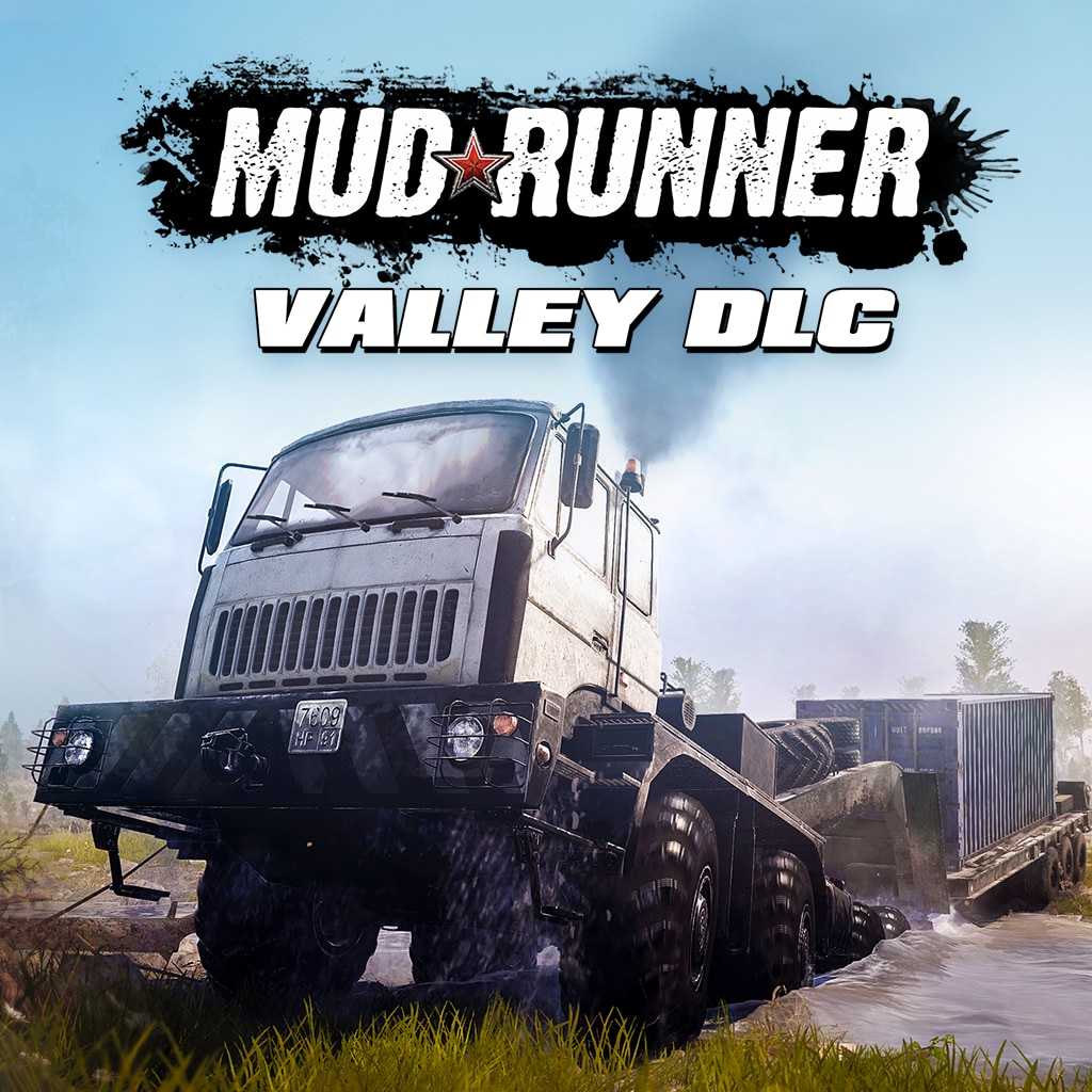 MudRunner - The Valley DLC