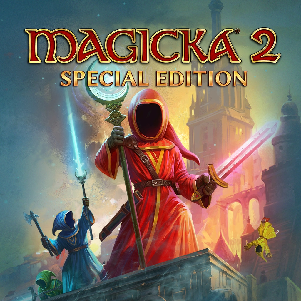 Magicka 2: Special Edition (English, Korean, Traditional Chinese)