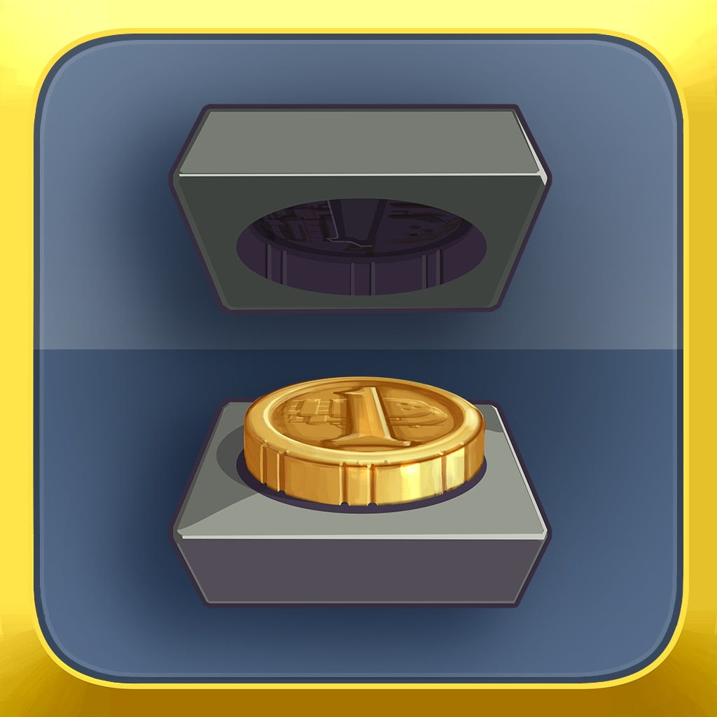 Counterfeit Machine (Double Collected Coins)