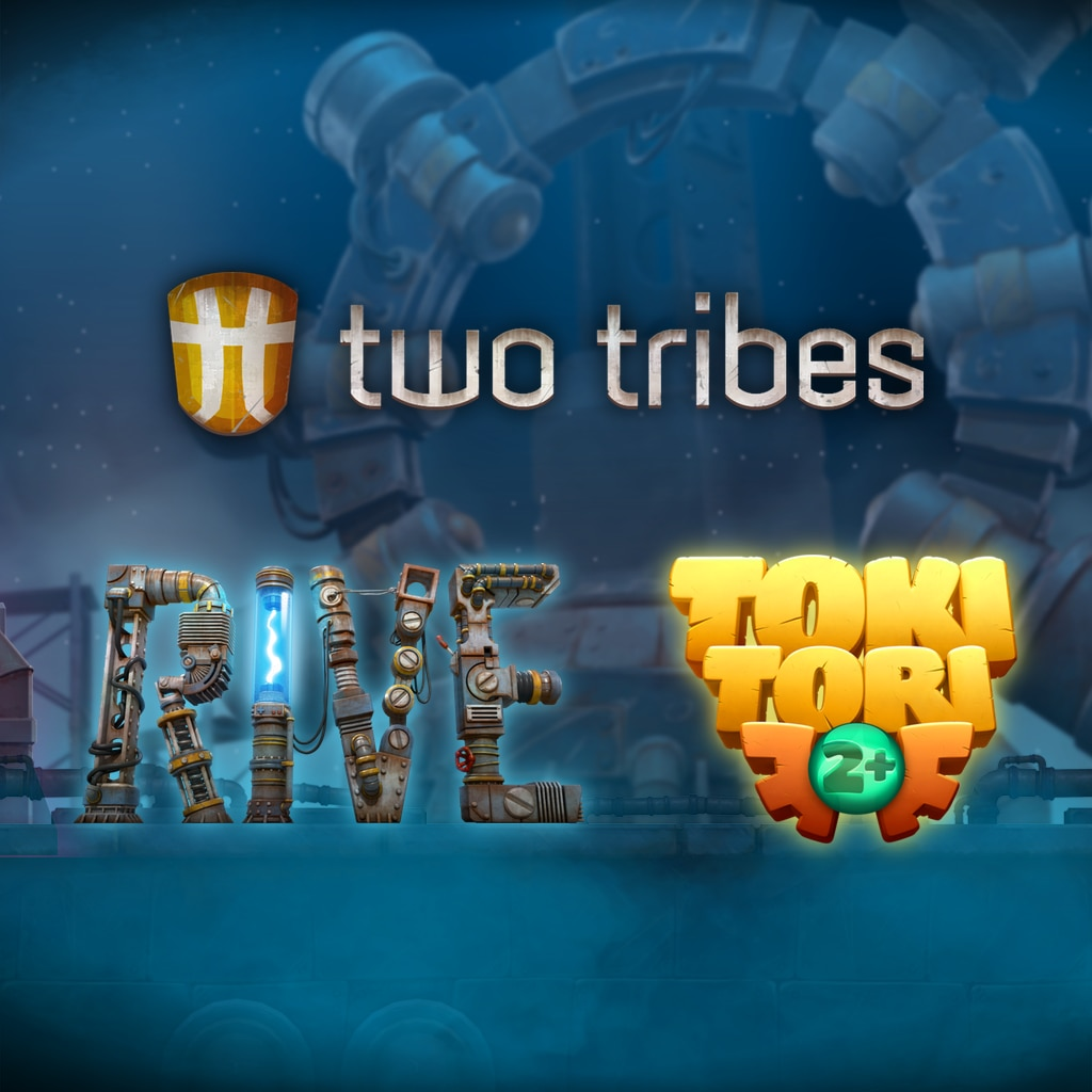 Two Tribes Pack: RIVE & Toki Tori 2+