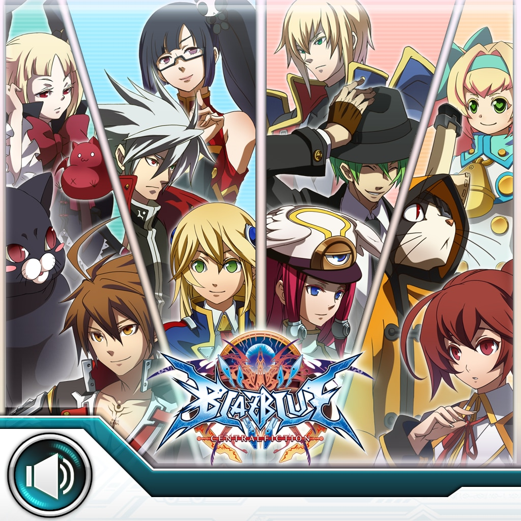 BLAZBLUE CENTRALFICTION System Voice All Characters[Cross-Buy]