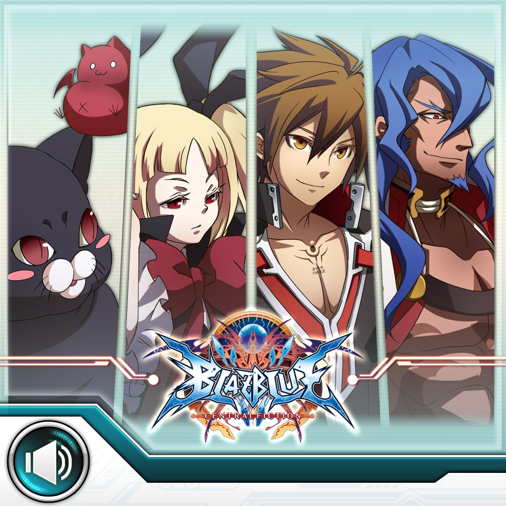 BLAZBLUE CENTRALFICTION System Voice Set C [Cross-Buy]
