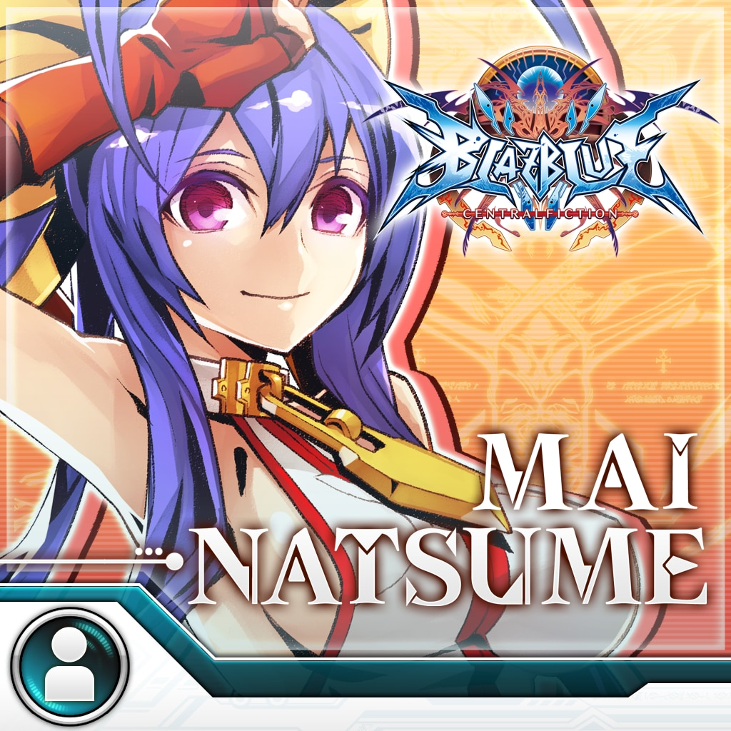 BLAZBLUE CENTRALFICTION Additional Character Mai [Cross-Buy]