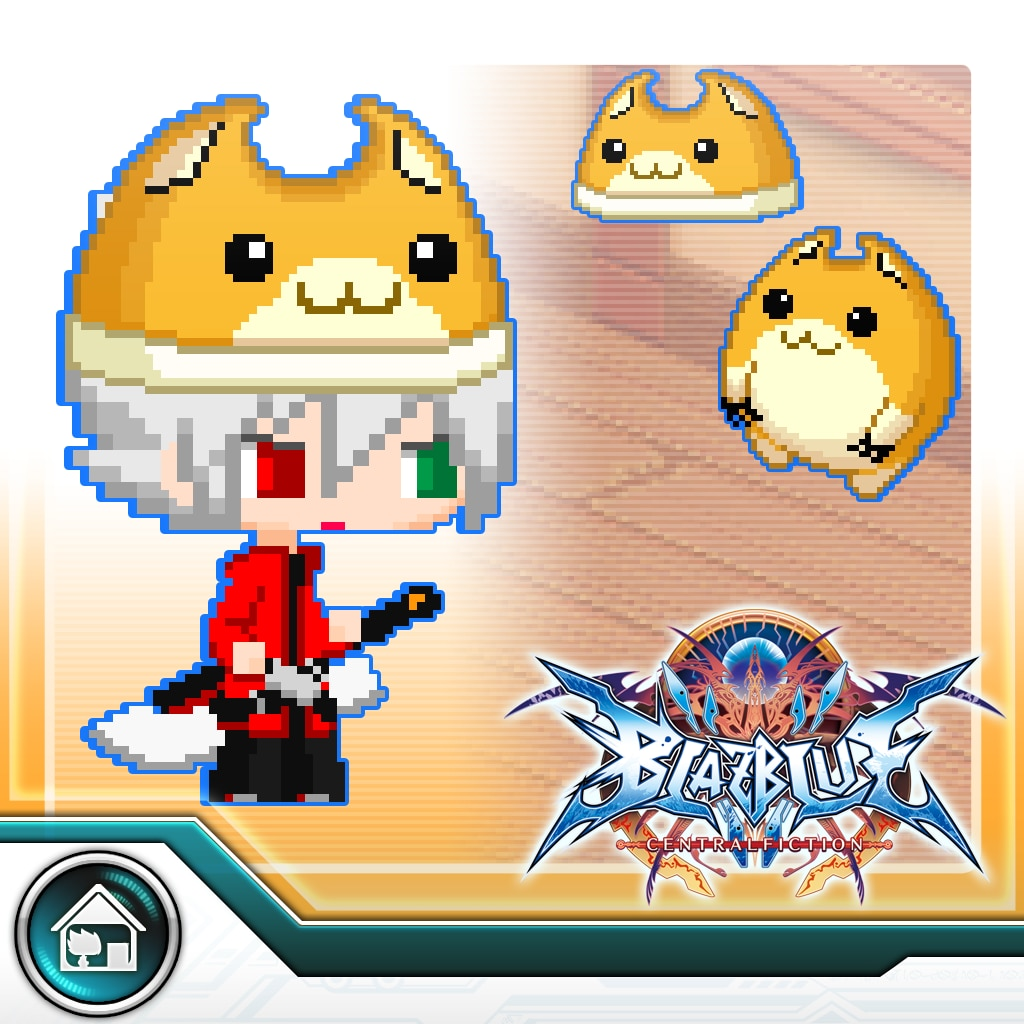 BLAZBLUE CENTRALFICTION HANGAME BUNYA SET [CROSS-BUY]