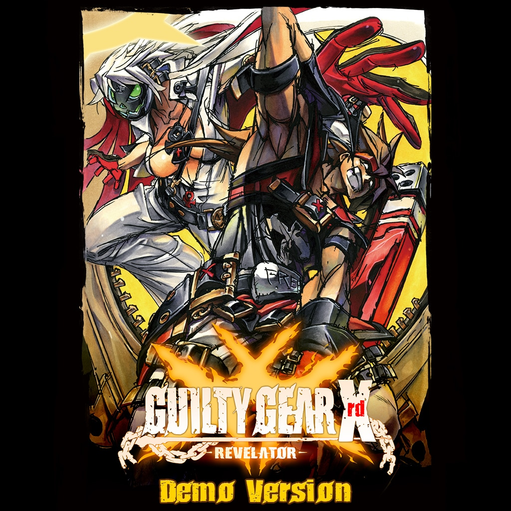 GUILTY GEAR Xrd -REVELATOR- DEMO