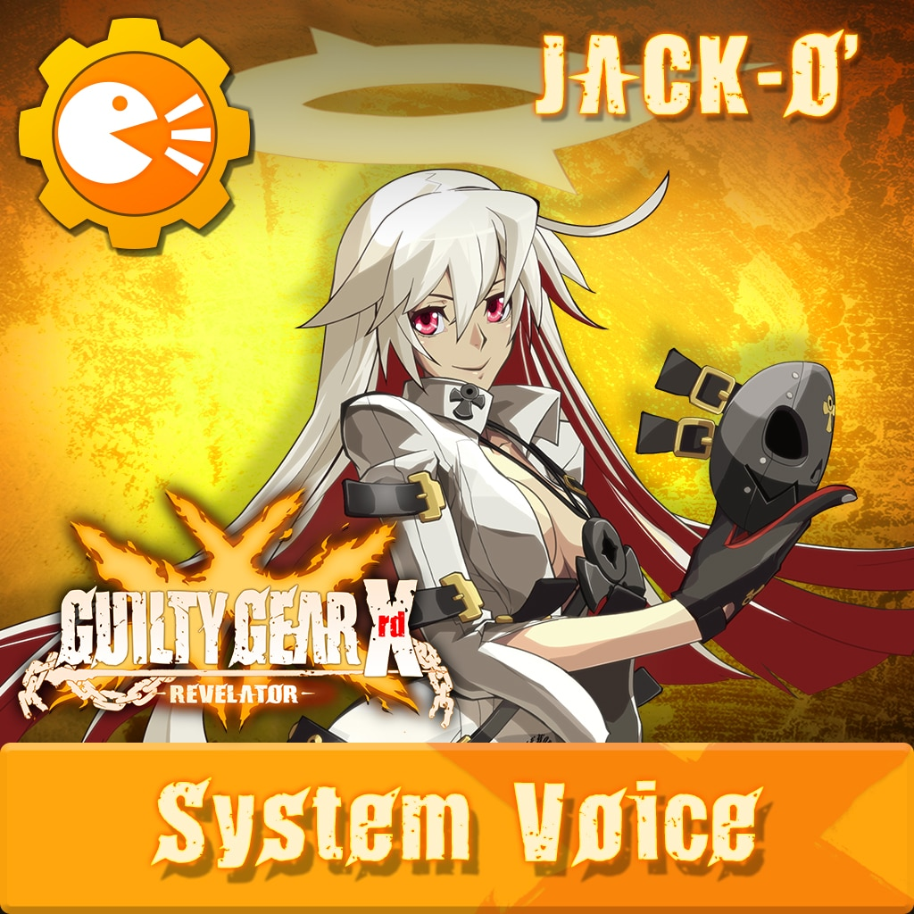 GGXR - System Voice 'Jack-O' [Cross-Buy]