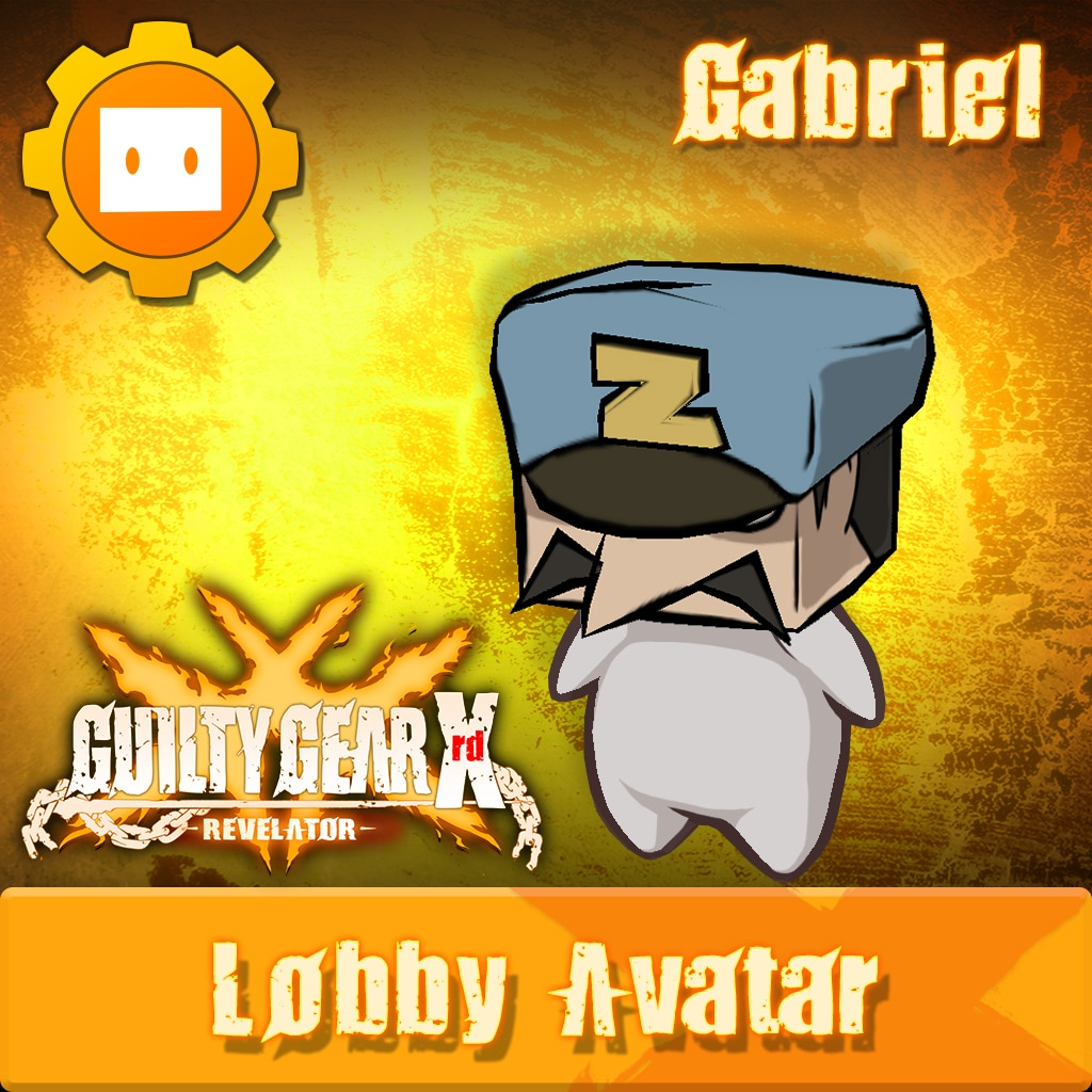 GGXR - Lobby Avatar 'Gabriel' [Cross-Buy]