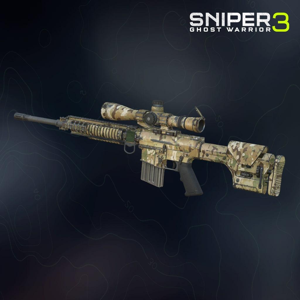 Weapon skin - Unicamo