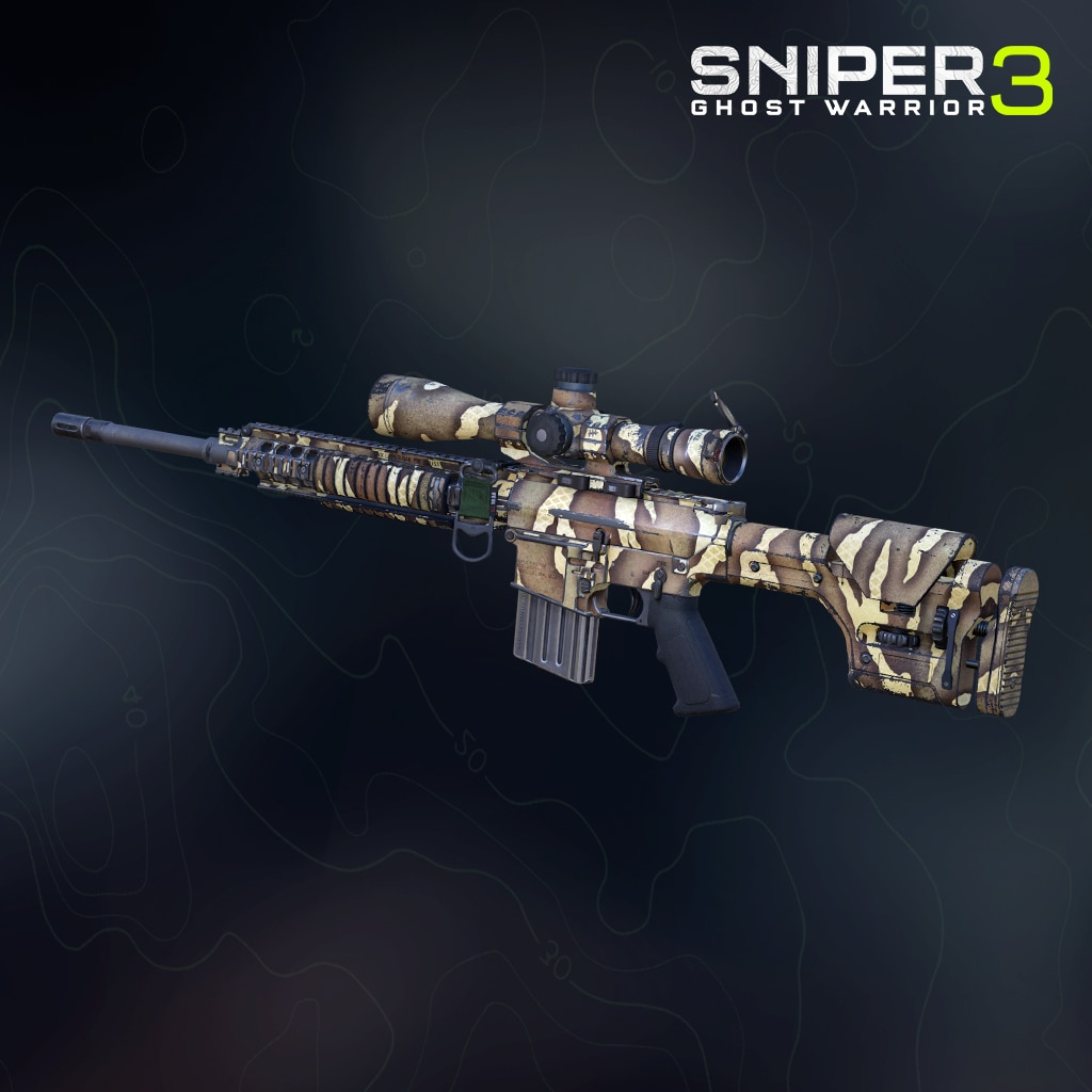 Weapon skin - Copperhead Snake