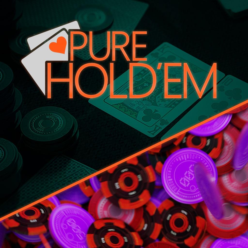 Pacote Pure Hold'em: Jackpot