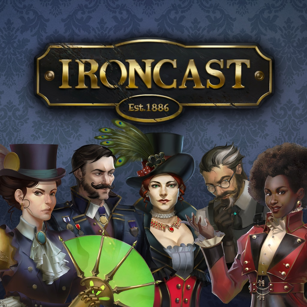 Ironcast: Complete Collection