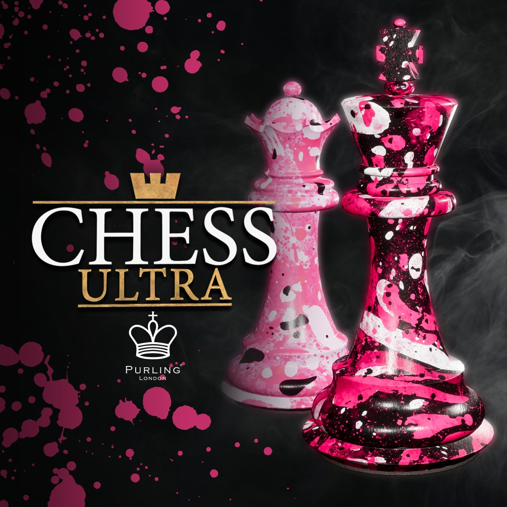 Chess Ultra X Purling London Mr. Jiver Art Chess