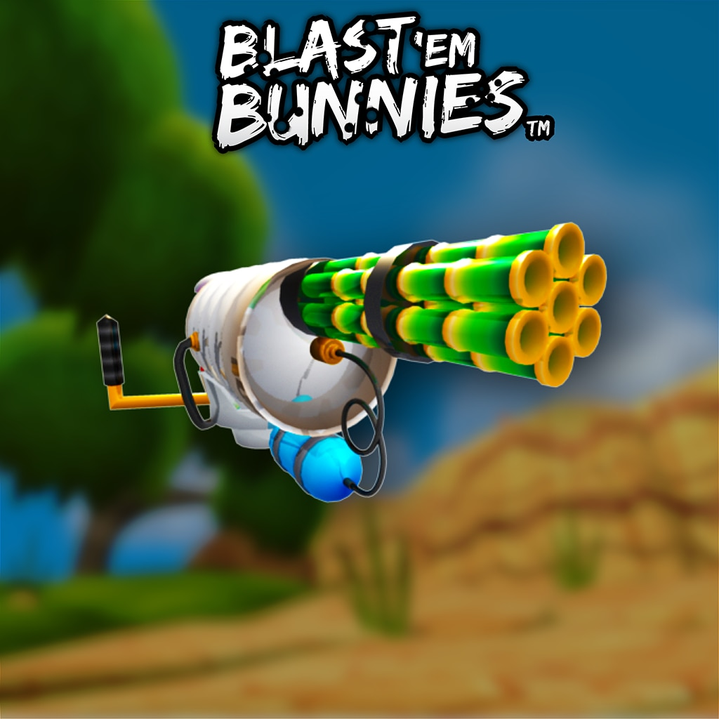 BEB: Watermelon Machine Gun Full Upgrades