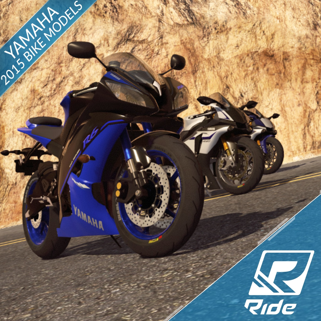 Yamaha 2015 Bike Models