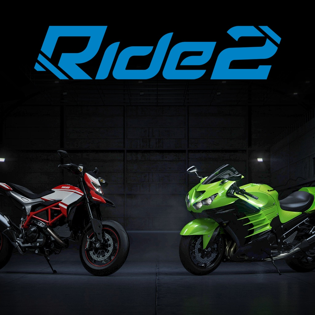 Ride 2 Kawasaki and Ducati Bonus Pack