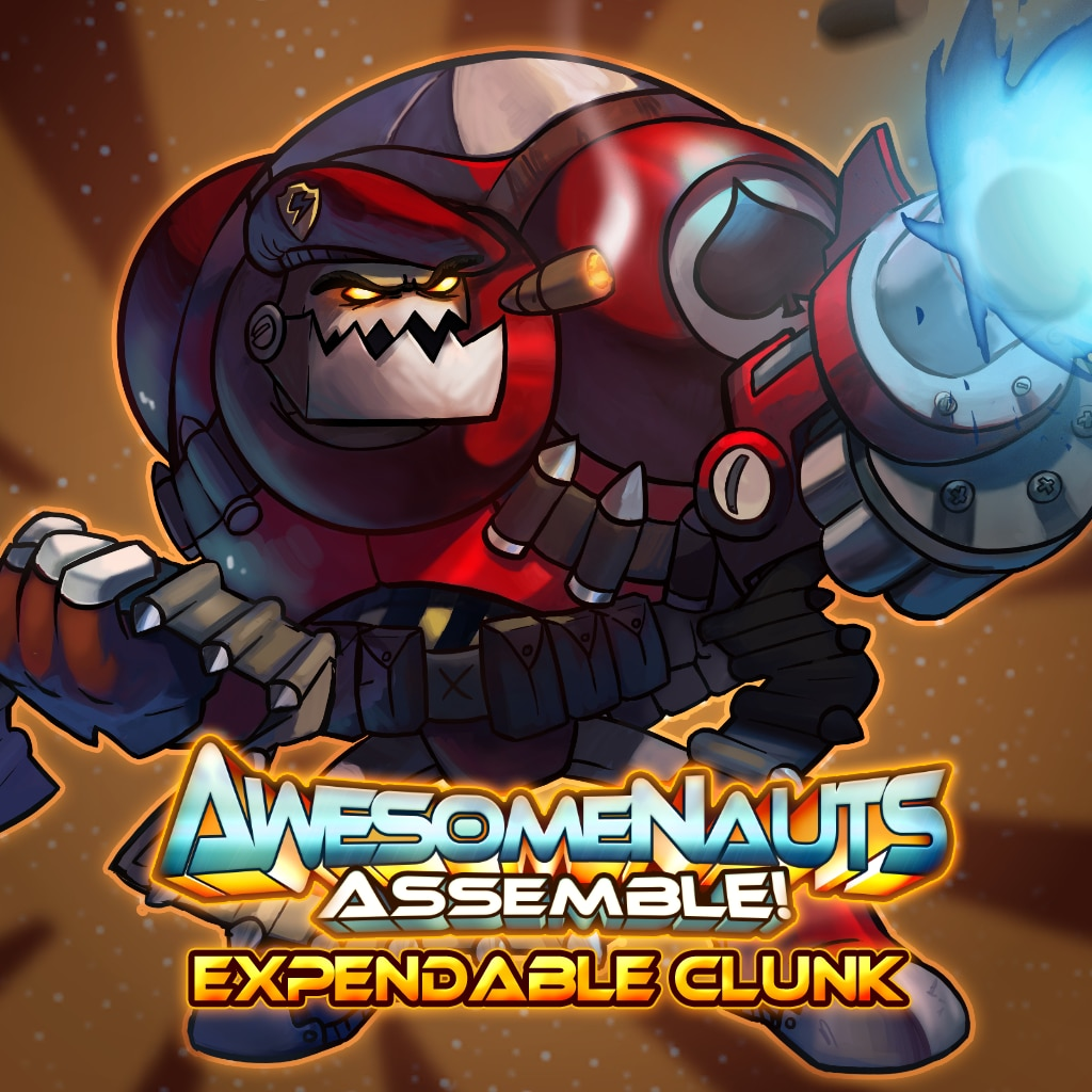 Awesomenauts Assemble! - Expendable Clunk Skin