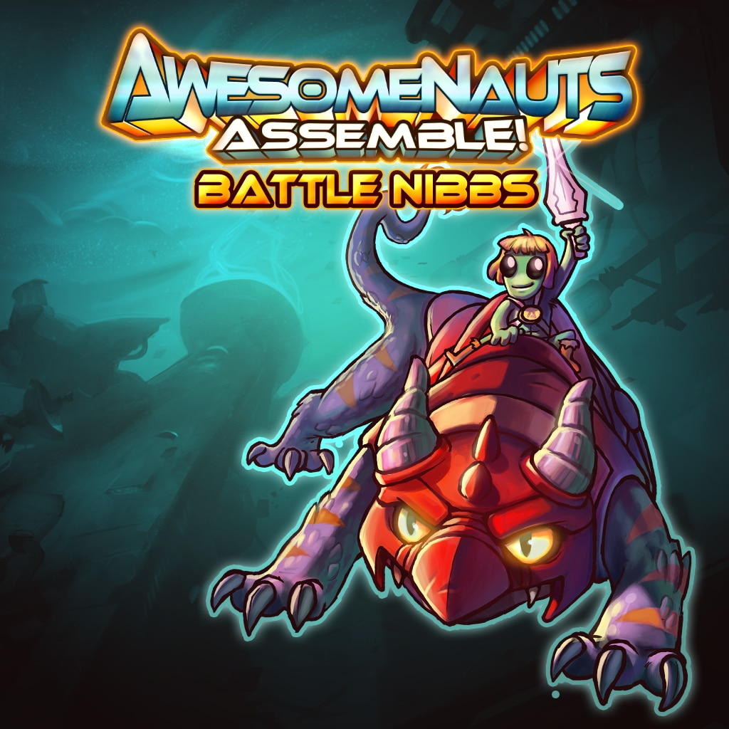 Awesomenauts Assemble! - Battle Nibbs Skin