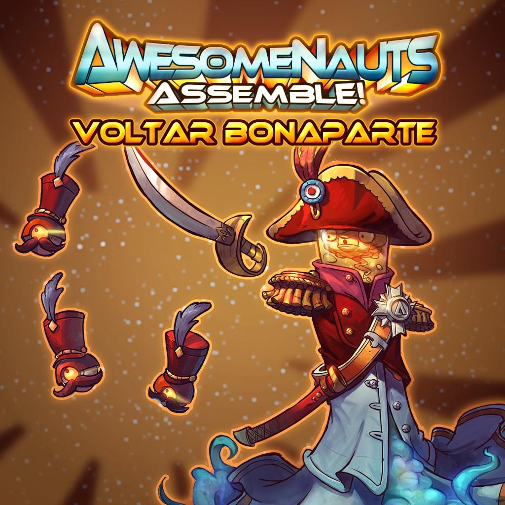 Awesomenauts Assemble! - Voltar Bonaparte Skin