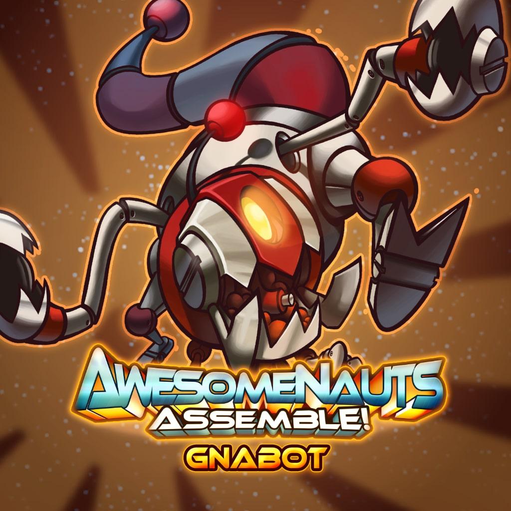 Awesomenauts Assemble! - Gnabot Skin
